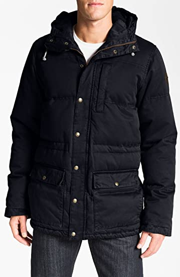 The North Face Men S Tasman Down Parka Black Xx Large At Amazon