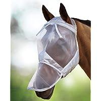 Harrison Howard CareMaster Máscara Anti-Moscas Protección con Nariz