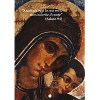 Ascoltate oggi la sua voce 2019. Calendario liturgico. Icona di Kiko Arguello
