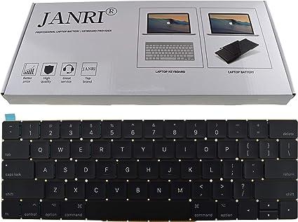 "New Genuine Apple Macbook Pro 13/"" 15/"" A1706 A1707 Late 2016 2017 US Keyboard"