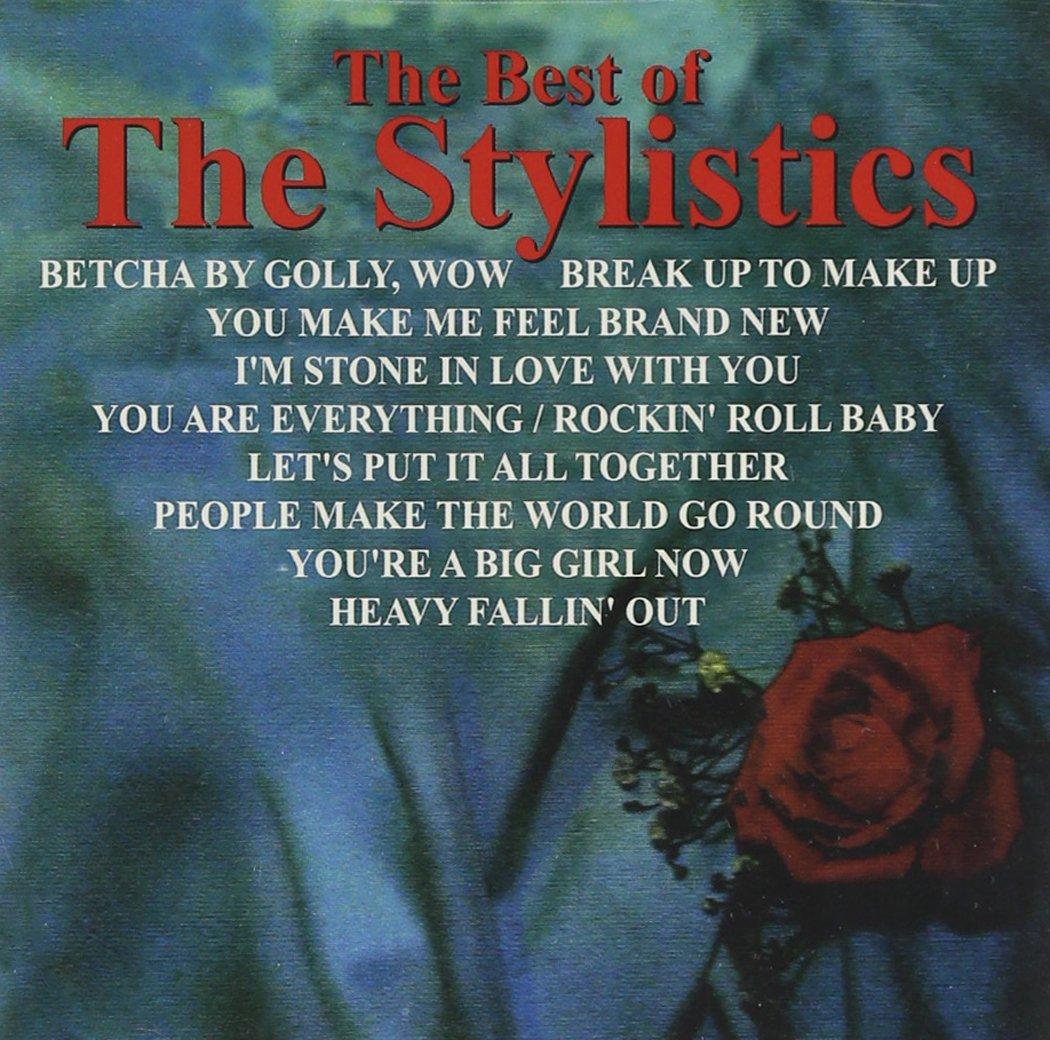 Best of the Stylistics by STYLISTICS