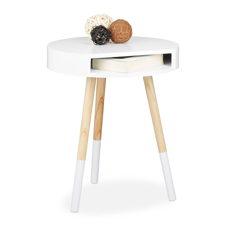 amazon.fr : guéridons - tables : cuisine & maison - Petit Meuble D Appoint Design