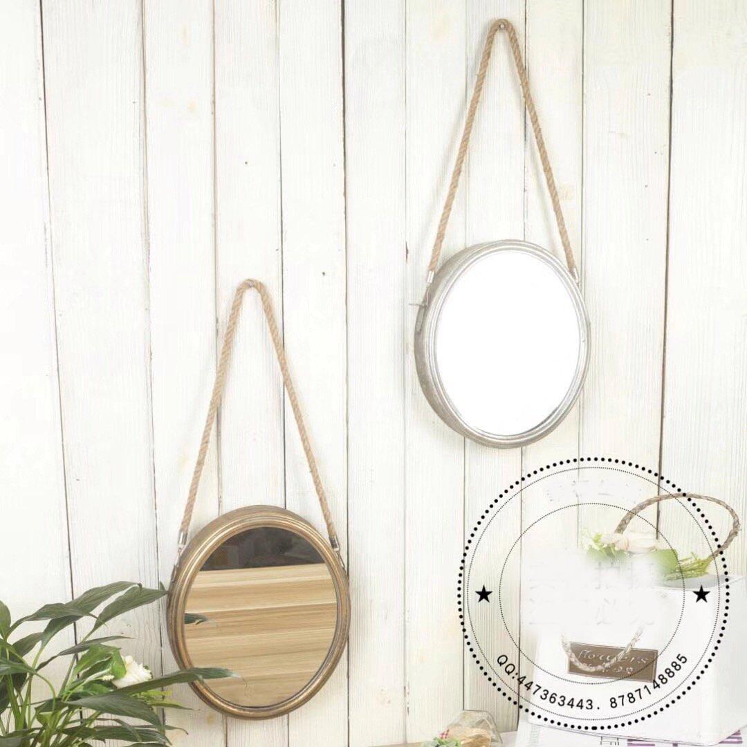 charma nter rústico madera espejo de pared 18 - 4 Espejo ...
