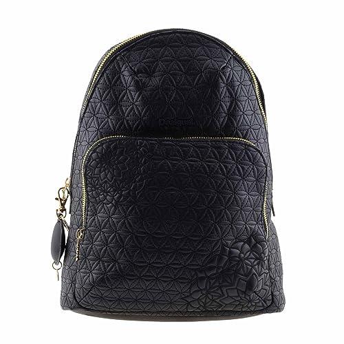 più economico e1142 b1269 Desigual Lima Carlota zaino nero: Amazon.it: Scarpe e borse