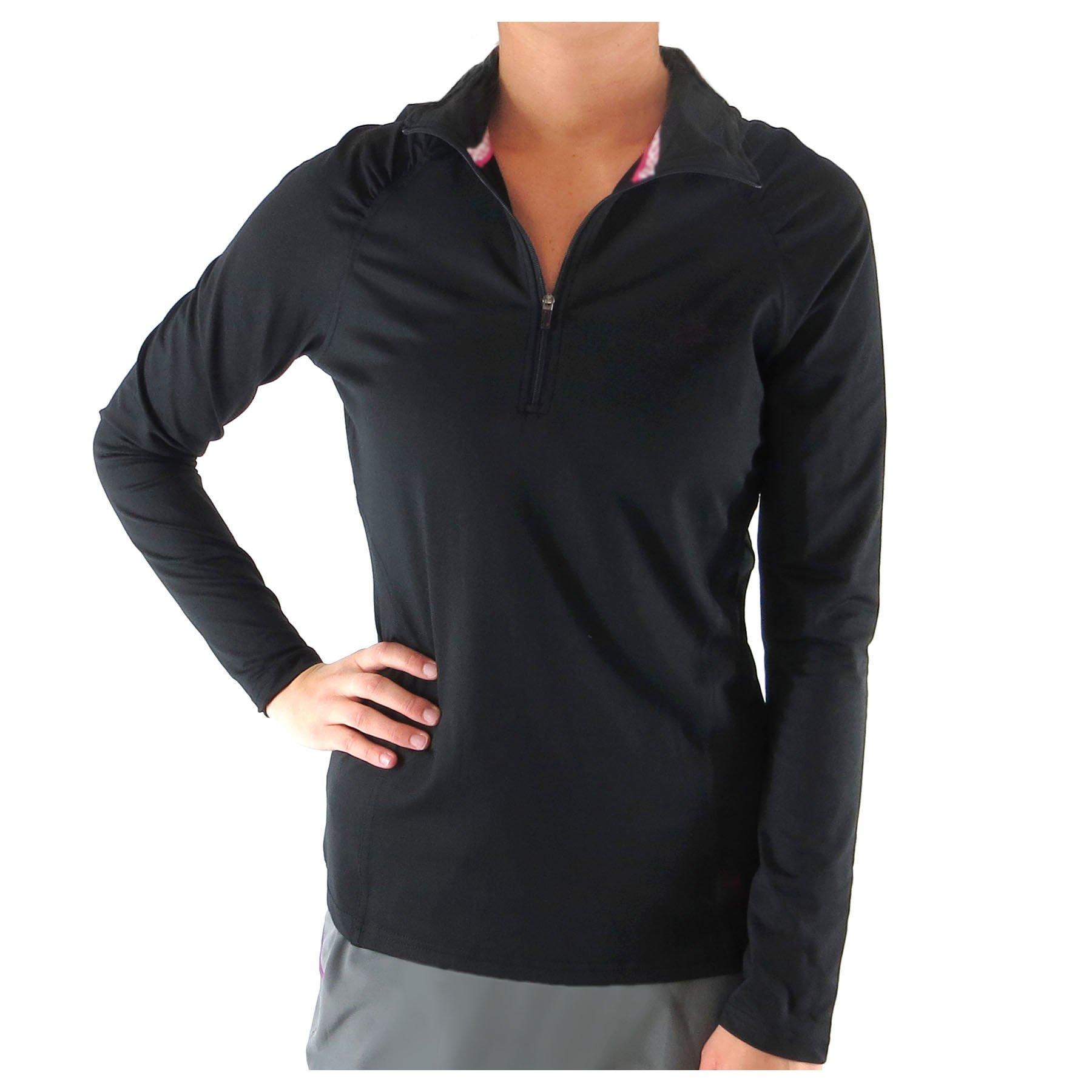 Alex + Abby Women's Essential Pullover Small Black