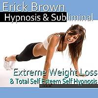 Extreme Weight Loss Hypnosis: Exercise Motivation & Healthy Habits, Guided Meditation, Self-Hypnosis, Binaural Beats