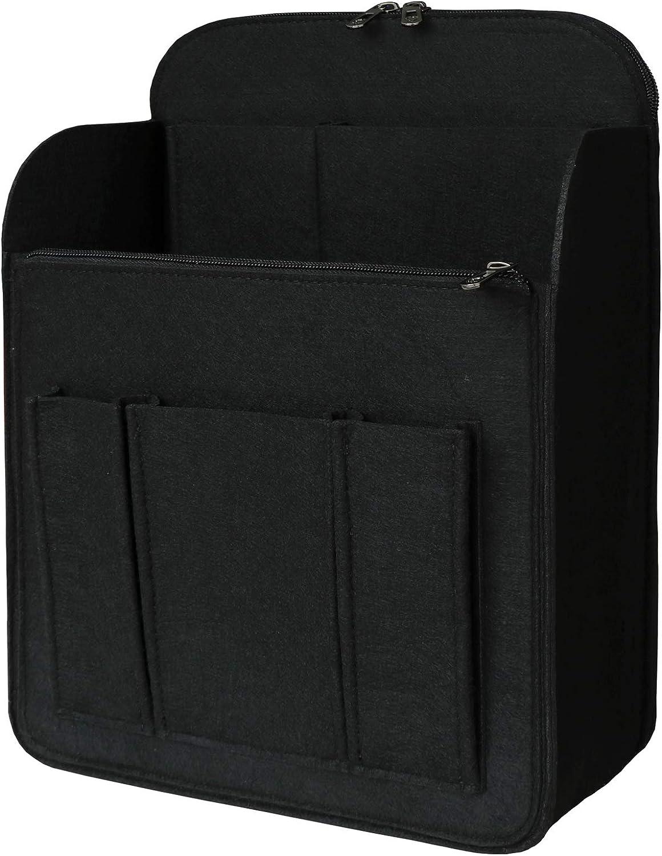 APSOONSELL Felt Backpack Organizer Insert Large Backpack Shaper Tote Organizer