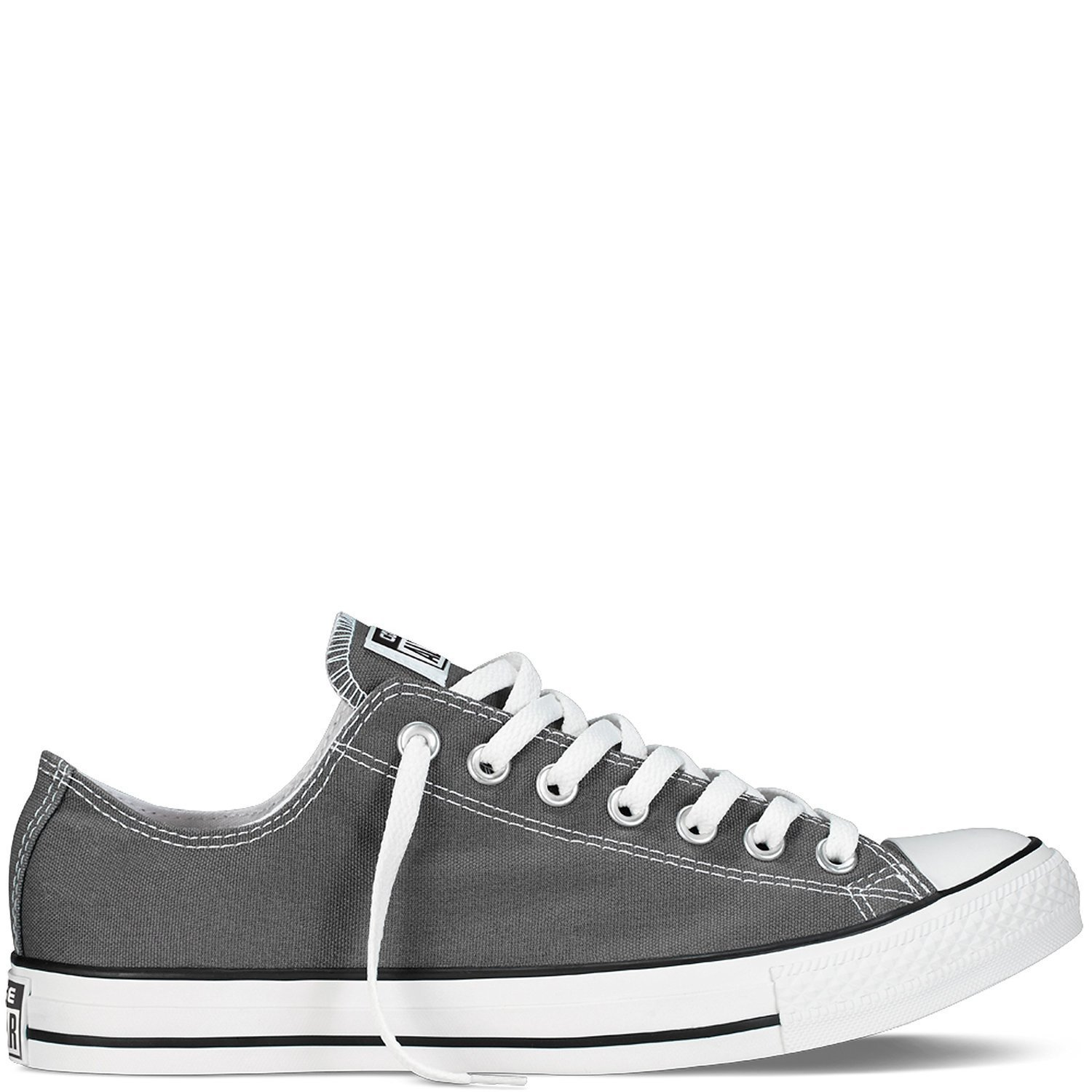 Converse Chuck Taylor All Star Slip Sneaker Gray 1X228, Size 4 Mens, 6 Womens by Converse (Image #1)