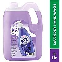Wiz pH-Balanced Hand Care Lavender Liquid Handwash Refill Can - 5 Ltr