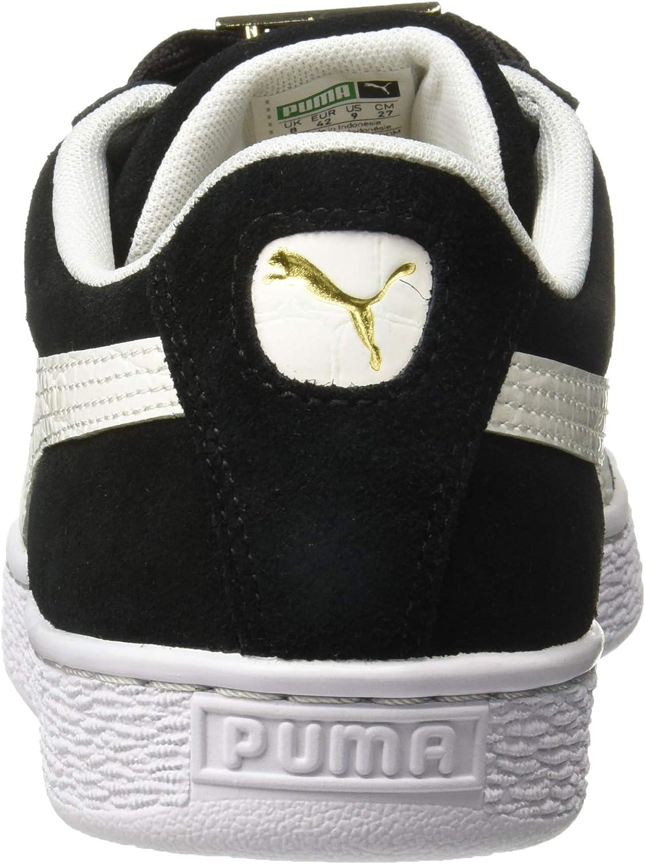 PUMA - Basket Suede Classic Noir 50eme Anniversaire b-Boy Noir