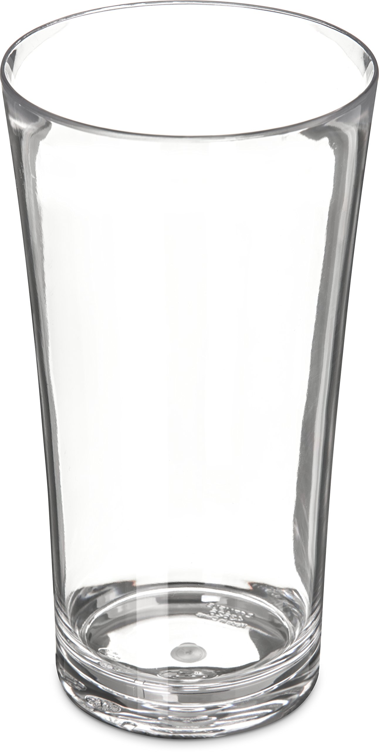 Carlisle 4362607 Liberty Polycarbonate Hi-Ball, 22oz Capacity, Clear (Case of 24)