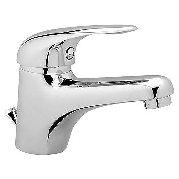 Wasserhahn Bad Einhebel Waschtisch Armatur Badezimmer Waschbecken ...
