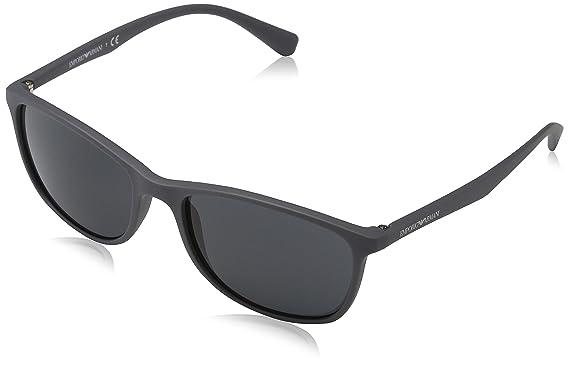 Emporio Armani 4074 550287 (56 mm) - gafas de sol Hombre ...