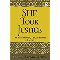 She Took Justice (Criminology and Justice Studies)