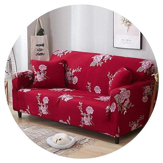 Show-Show-Fashion Sofa Cover Funda de sofá de Tela elástica ...
