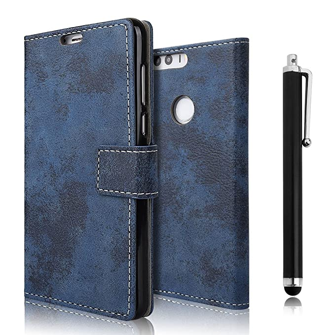 8 opinioni per zStarLn® Huawei Honor 8 Cover, blu