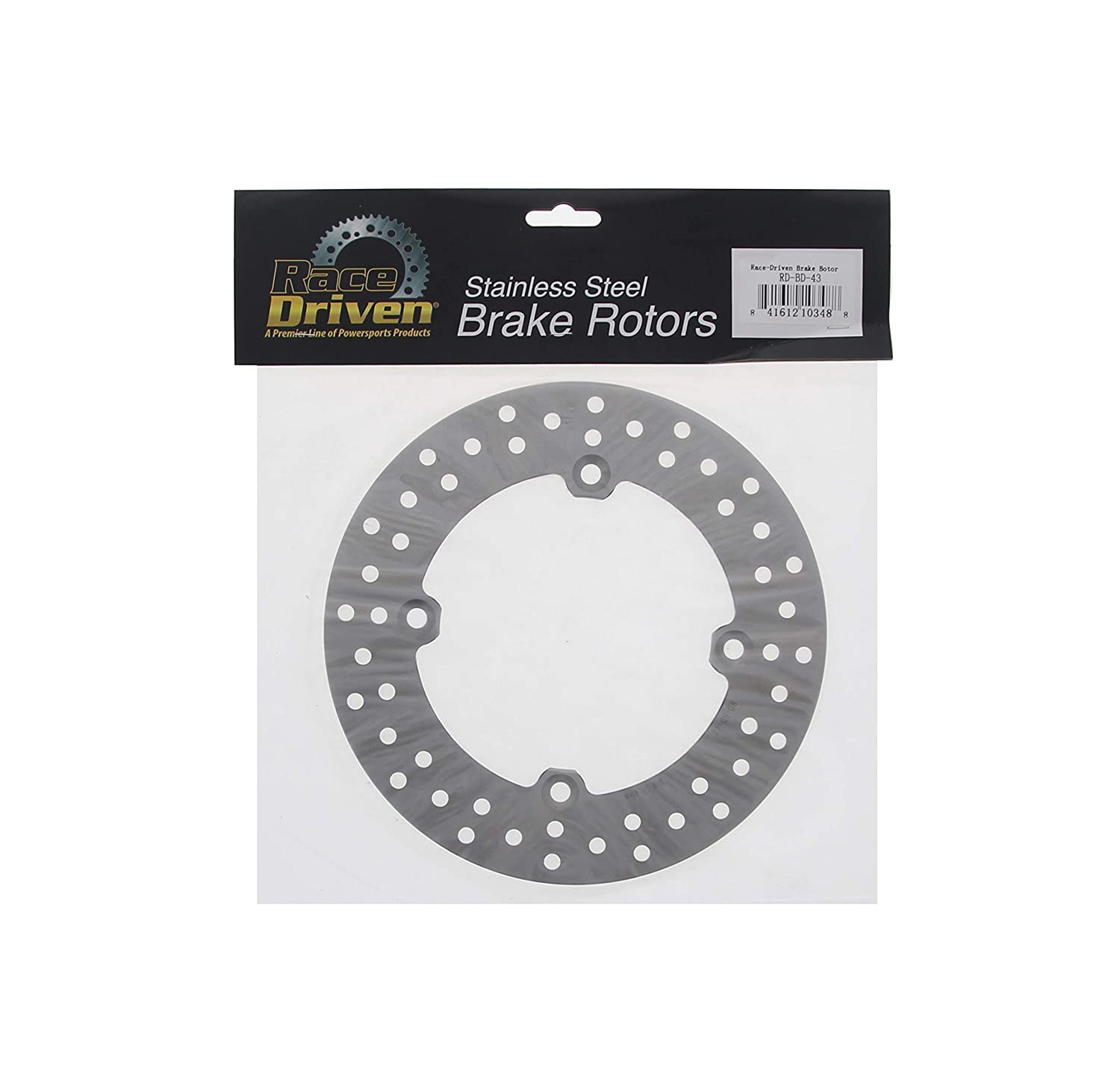 2014 fits Can-Am Outlander 1000 Front and Rear Brake Rotors and Brake Pads