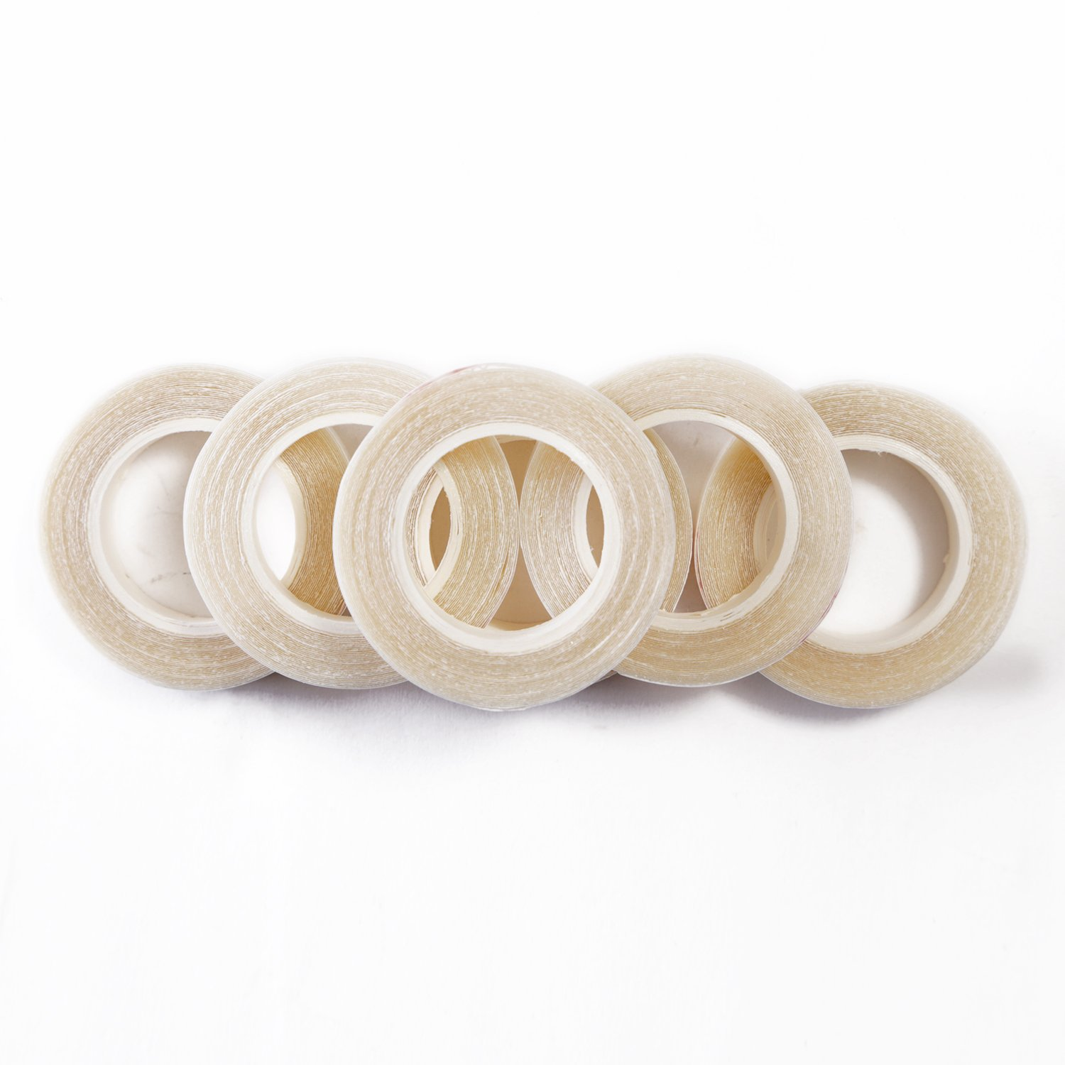 3Yard Strong Double Sided Adhesive Roll Tape for Skin Weft & Hair Extensions Hairpiece Toupee 2pcs/Set ZHUHAI AIYUCHEN COMPANY CO. LTD