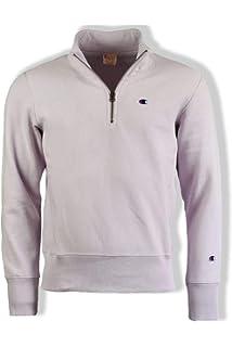 Champion - Sweat-Shirt - Homme - Blanc - Small  Amazon.fr  Vêtements ... a5f466c223a8