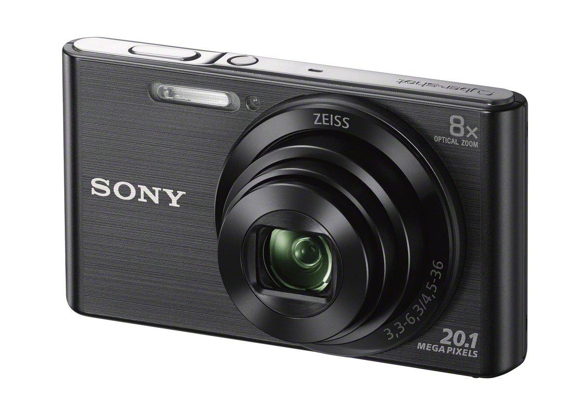 Sony DSCW830/B 20.1 MP Digital Camera