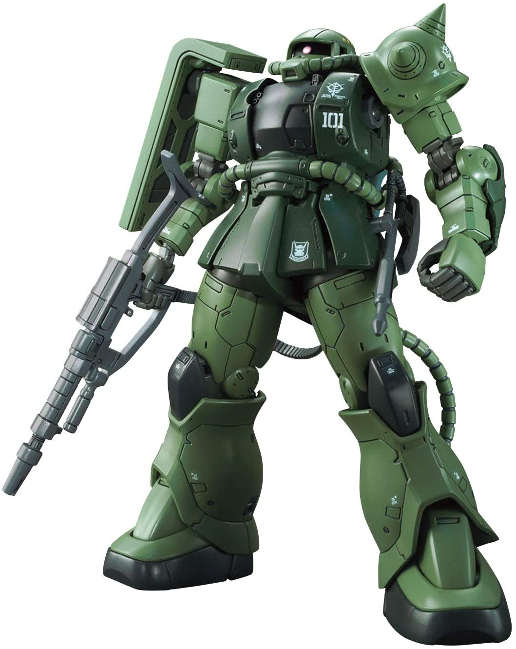 Gundam The Origin Zaku II Type C-6/R6, Bandai HG The Origin 1/144