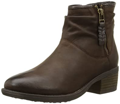 a0d81e9397f4 PMS SPM Bulgari, Boots Femme - Marron (Dark Brown), 40 EU  Amazon.fr ...