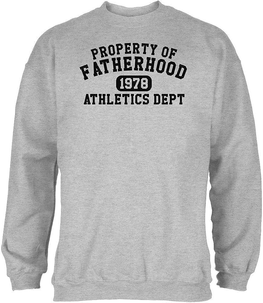 Old Glory Fatherhood Athletics Department 1978 Mens Sweatshirt