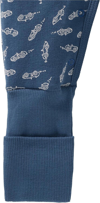 Schiesser Baby-Jungen Grand Prix Anzug mit Vario Zweiteiliger Schlafanzug