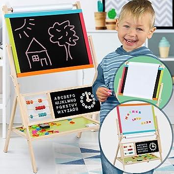 Infantastic - Pizarra para niños con Accesorios