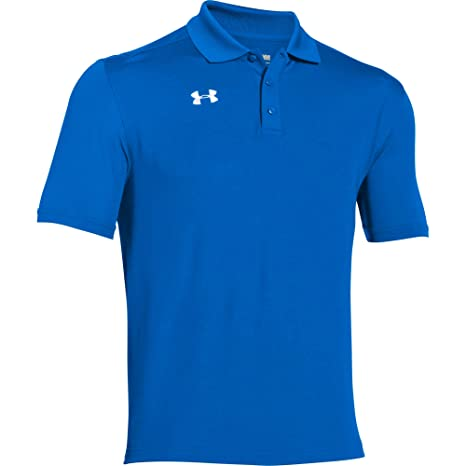 Under Armour Team Armour Polo para hombre., XXXL, Royal: Amazon.es ...