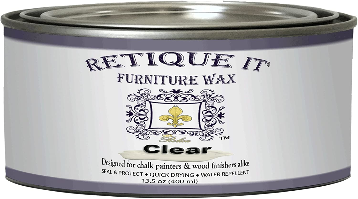 Retique It by Renaissance Furniture, Wax-Clear