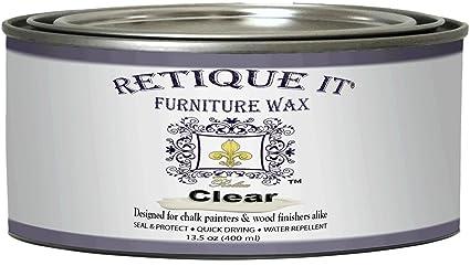 Amazon Com Retique It By Renaissance Furniture Wax Clear Home