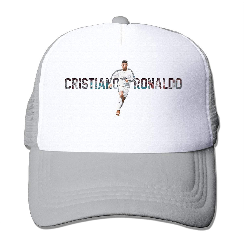 Cristiano Ronaldo Mesh Cap Trucker Cap Hat: Amazon.es: Deportes y ...