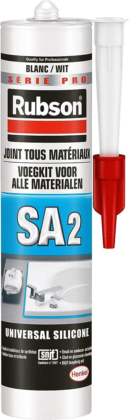 2 X 25 Mètre de petit 4 mm Silicone Mastic Application System-Cuisine Salle de Bain