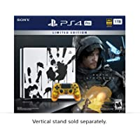 PlayStation 4 1TB Pro Death Stranding Collector's Edition Console