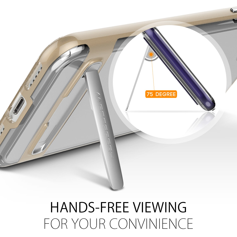 Iphone 7 Case Ultra Slim Fit Goospery Hybrid Dream Samsung S8 Plus Bumper Jet Black Kickstand Impact Resistant Air Pocket Corner Protection Tpu Pc Dual