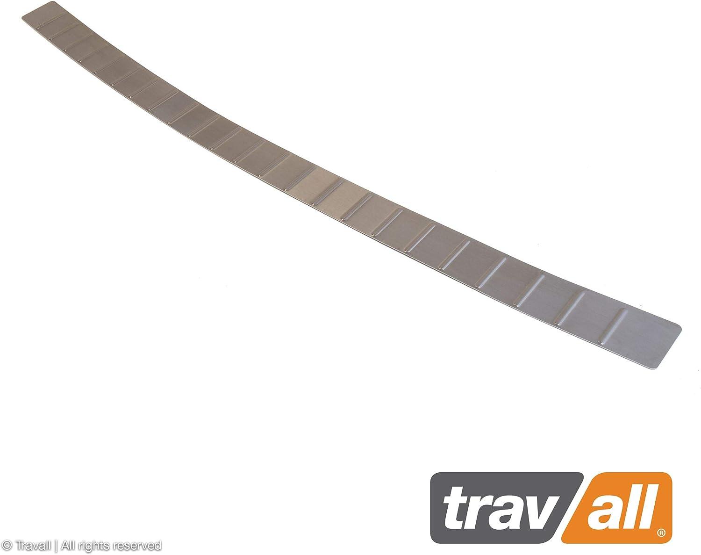 ma/ßgeschneiderter Ladekantenschutz aus hochwertigem Edelstahl Travall/® Protector TBP1012M