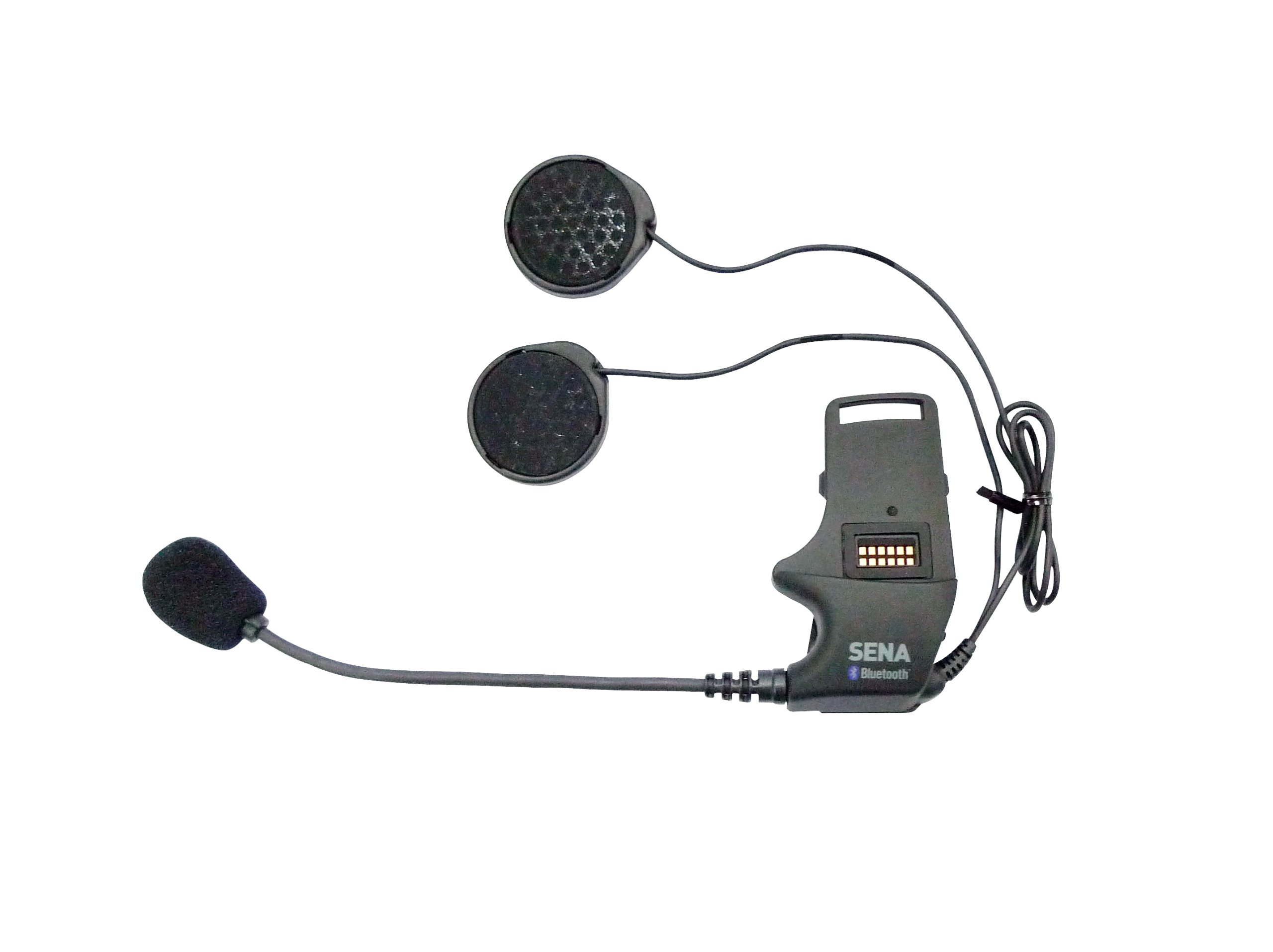Sena SMH-A0301 Helmet Clamp Kit with Boom Microphone for SMH10 Bluetooth Headset