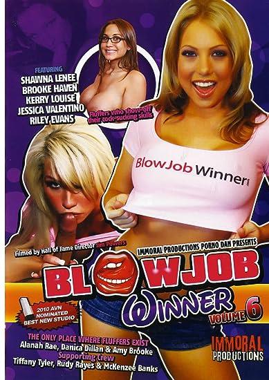 Blowjob winner