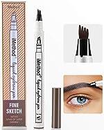 Eyebrow Tattoo Pen - iMethod Microblading Eyebrow Pencil with a Micro-Fork