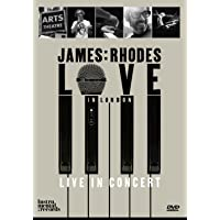 LOVE in London - James Rhodes live in Concert