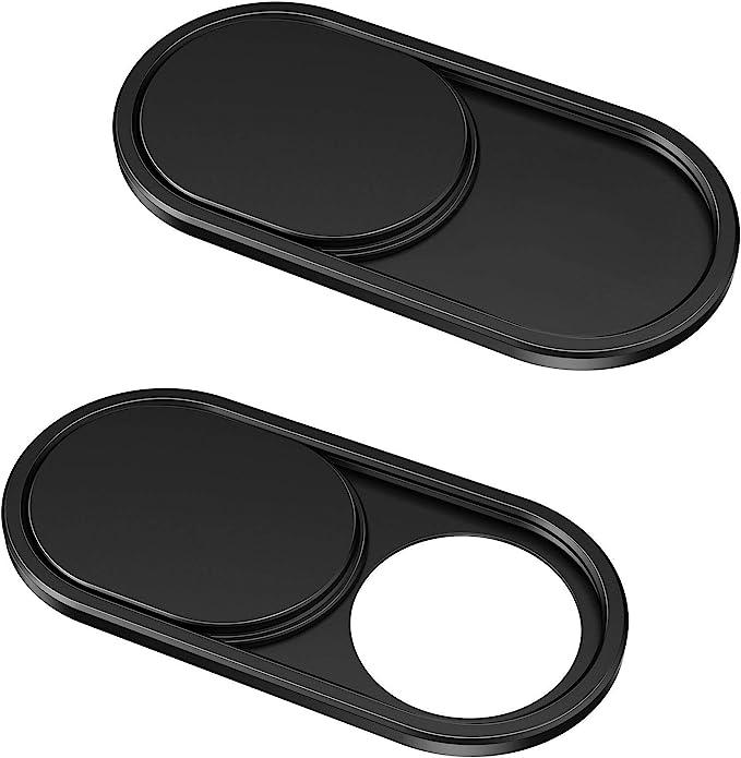Lenovo Camera Hider Improved 3M Adhesive Dcreate Laptop Webcam Cover Slide 0.035 Inch Mac Slim Web Camera Blocker for Laptops Webcam Privacy Apple Macbook Hp