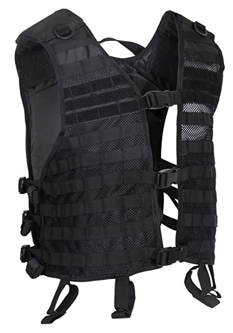 Amazon.com   Rothco Lightweight MOLLE Utility Vest   Sports   Outdoors 754f88ebdd8