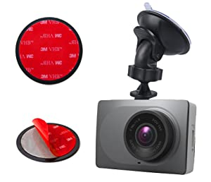 Navitech In Car Dash Cam / Camera Suction Cup Mount Holder for the Hyton EC013