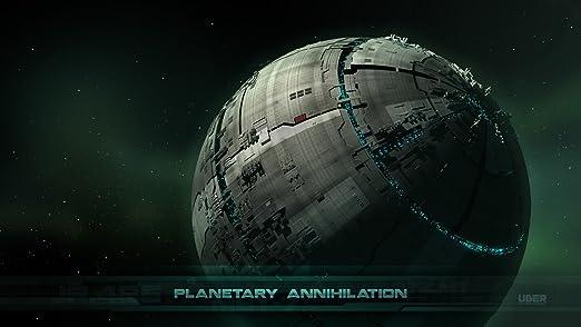 Planetary Annihilation (Mac/PC DVD): Amazon co uk: PC