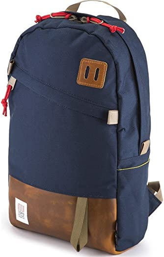 Daypack - Navy Leather