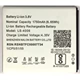 MOBOCHIP Battery Compatible For LYF Flame 7 LS-4006