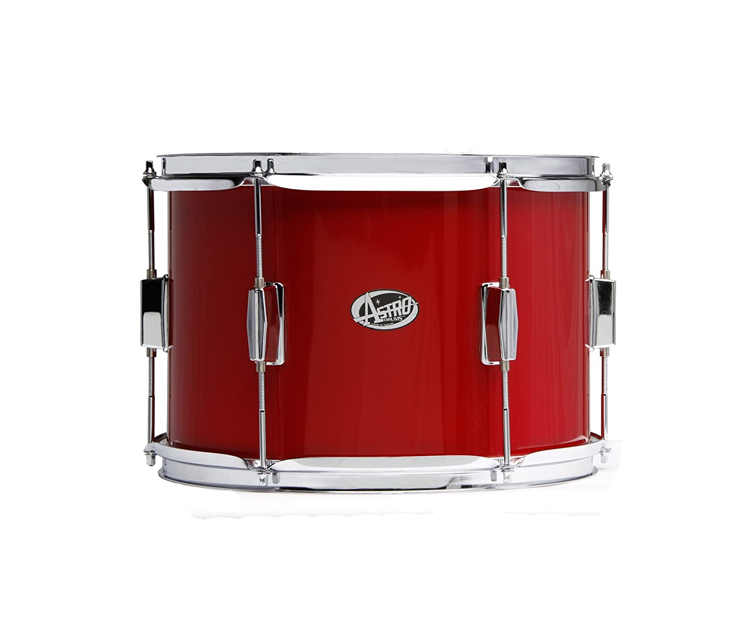 Astro MR1309T-WH 13-Inch Student Marching Tenor Drum with Mallets