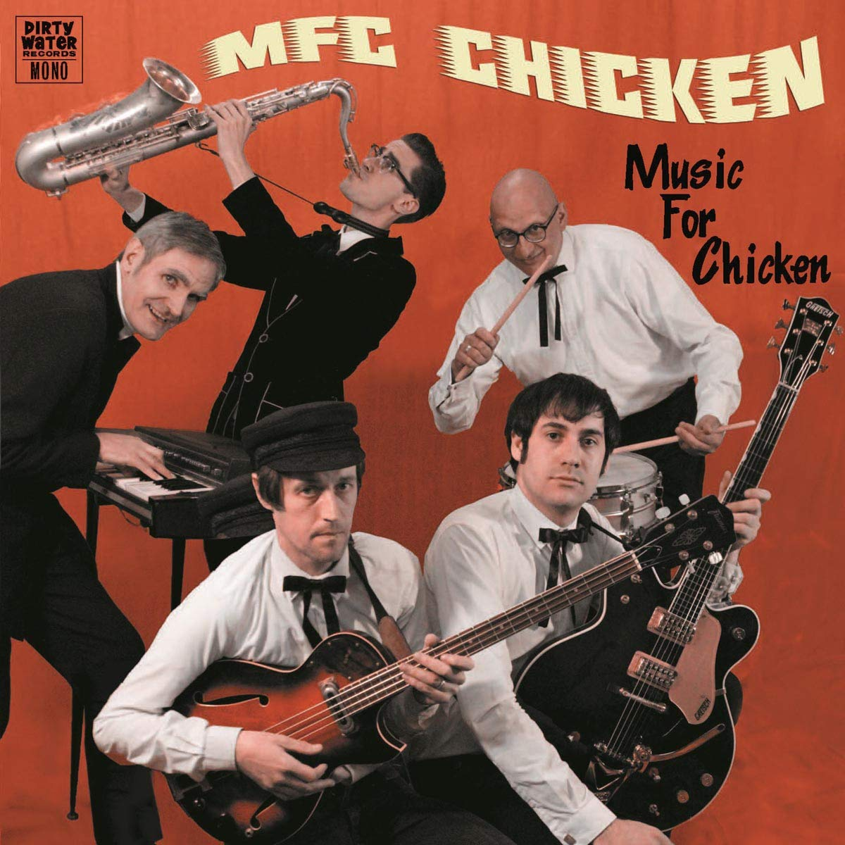 Music for Chicken : Mfc Chicken: Amazon.fr: Musique