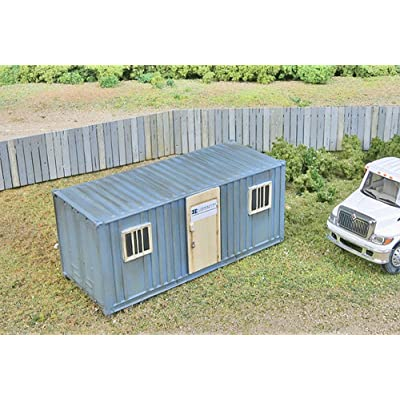 Walthers, Inc. Mobile Construction Office Kit: Toys & Games